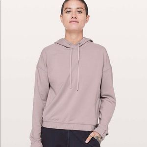 Lululemon twisted and tucked pullover